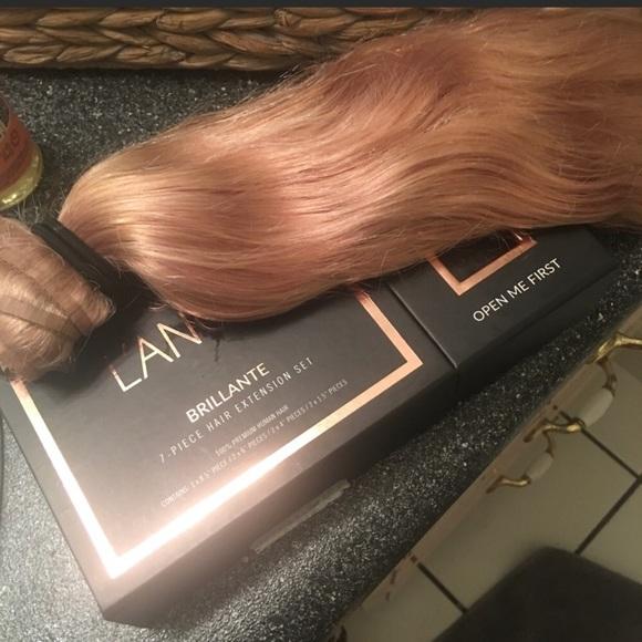 L a hair extensions